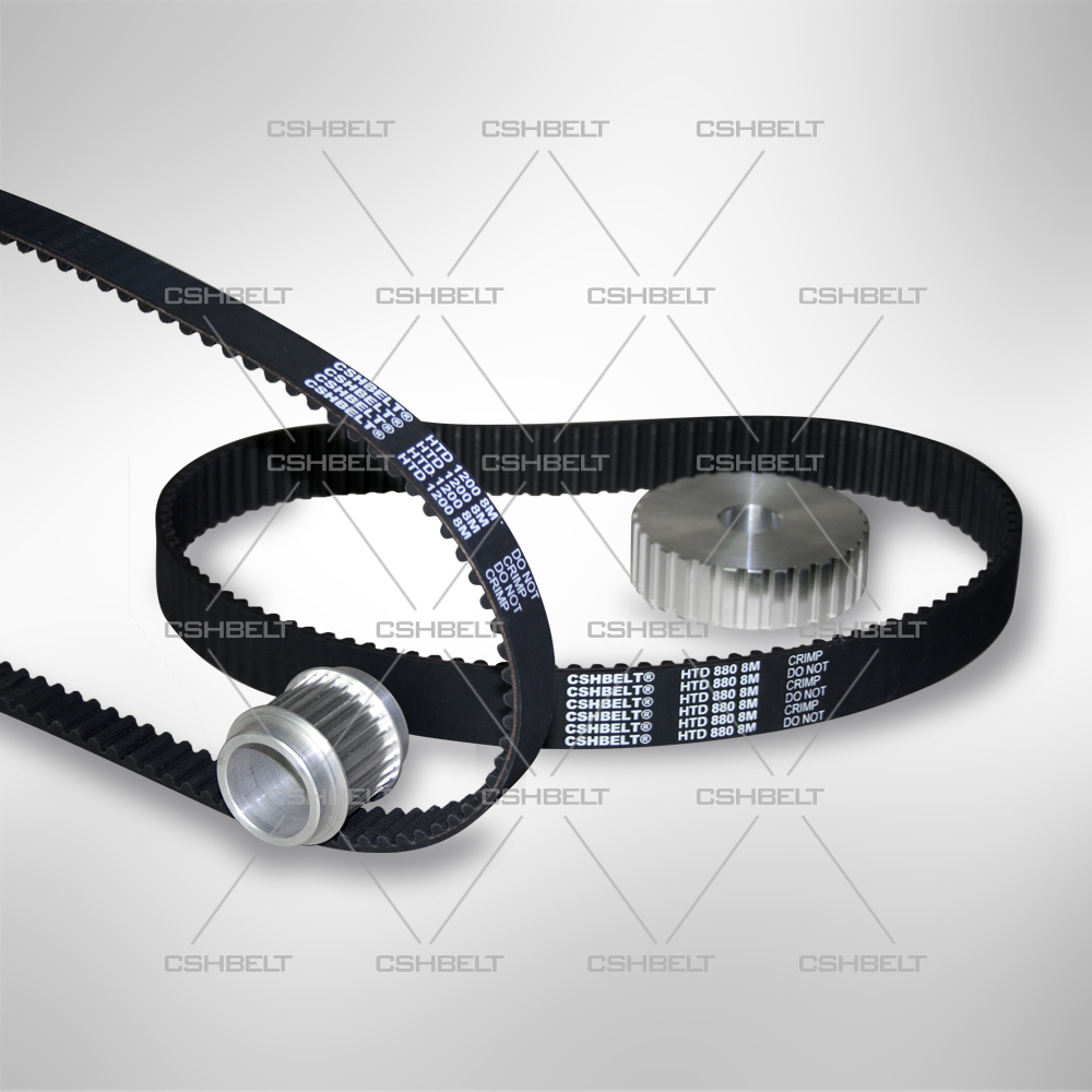 Rubber Tming Belts
