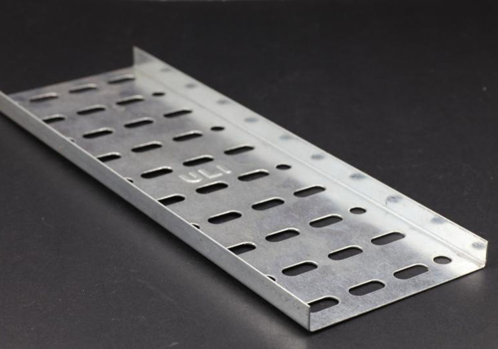 Aluminum Perforated CableTray