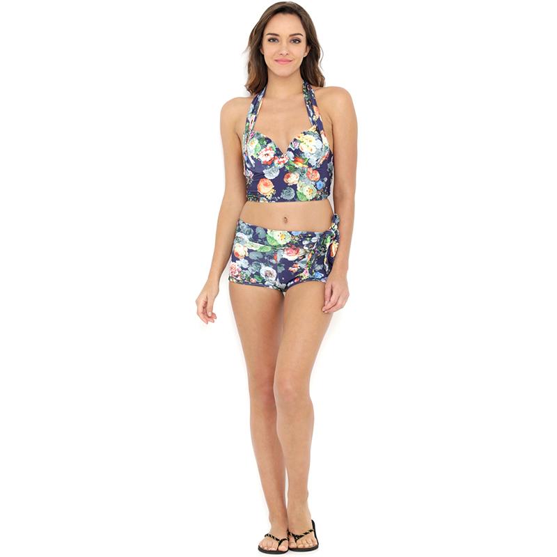 Swimwear Bikini Sexy Beach Swimwear Ladies Push Up Swimsuit