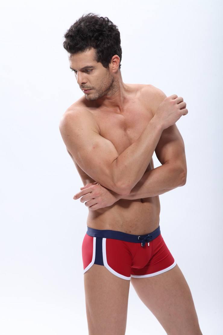 Men swimming shorts multi-color OEM swimming trunks