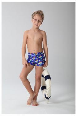 Boys' digital printing swimwear OEM swimming shorts