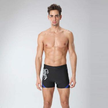 Men Swimming shorts OEM swimwear printing swimming trunks