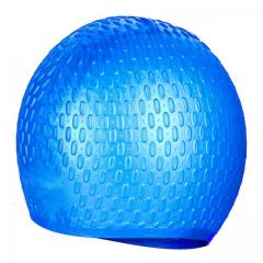 Swimming cap silicone cap solid color