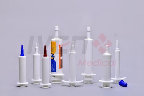 Plastic Veterinary Syringe