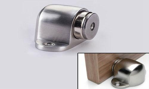Merveilleux Stainless Magnetic Floor Door Stop