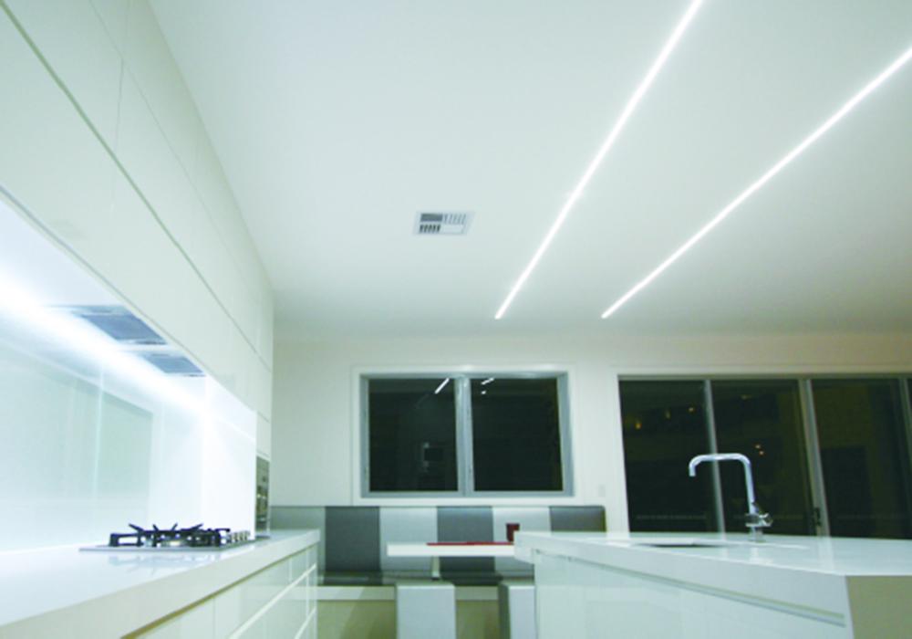 Panel and Strip Lighting