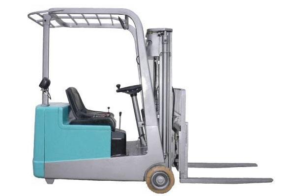 0.8T-1.2T 3-Wheel Electric Forklift CPD-08K/CPD-12K