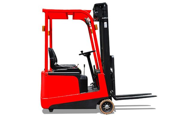 0.8ton 1.2ton 3-wheel Electric Forklift CPD-08K/12K