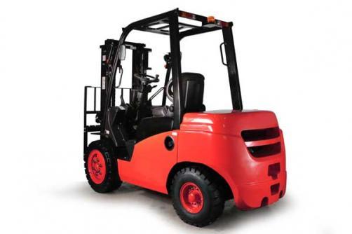 5.0T-10T Diesel Forklift FD50_FD100