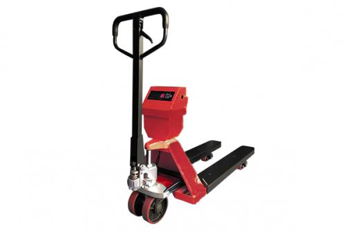 Scaled Hand Pallet Truck with Galvanized pump
