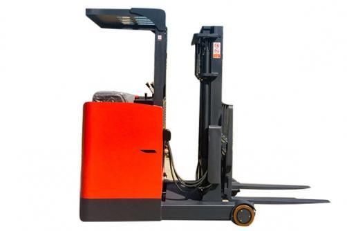 1.0 1.5 2.0ton Stand-on Electric Reach Truck CQD-10E-15E-20E