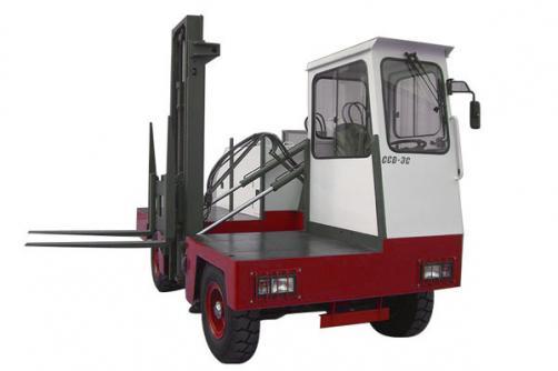 2.0ton 3.0ton Electric Side Forklift CQD20C-30C