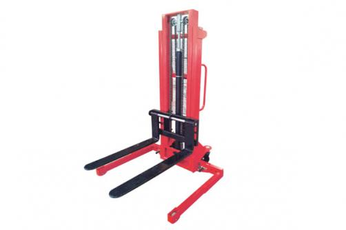 Straddle Manual Stacker MS-10S-15S-20S