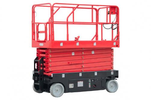 Self-Propelled Scissor Lift JCPT1012 JCPT1214