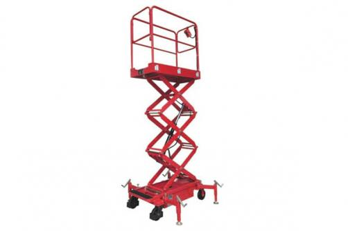 Tiny Model Scissor Type Elevating Platform SJY0305