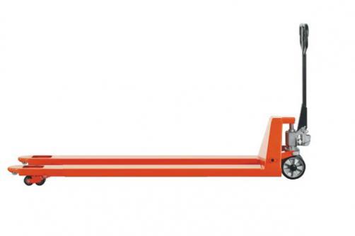 Long Fork Hand Pallet Truck