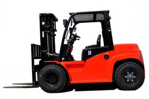 5T 6T 7T 8T 10T Diesel Forklift CPCD50-60-70-80-100