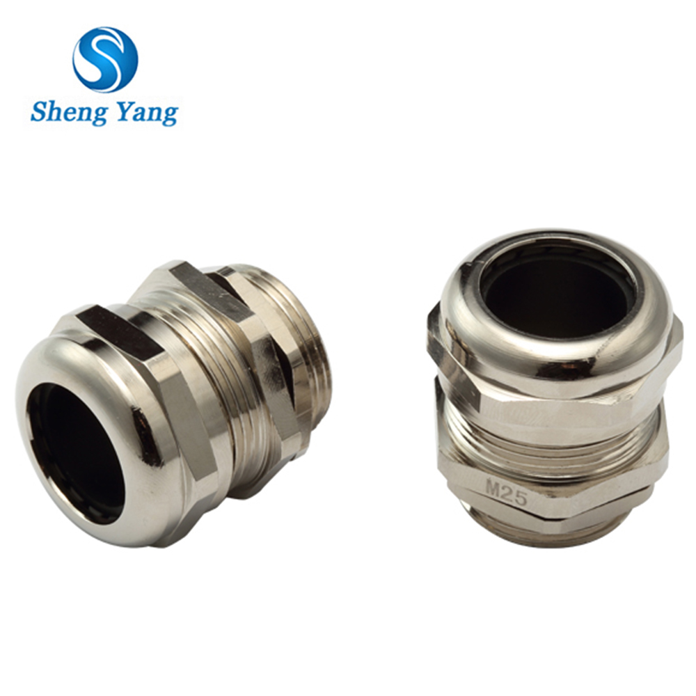 HOW SHOULD I SELECT CABLE GLANDS