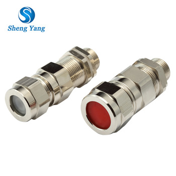 Shengyang Cable Gland with EX Proof Certification