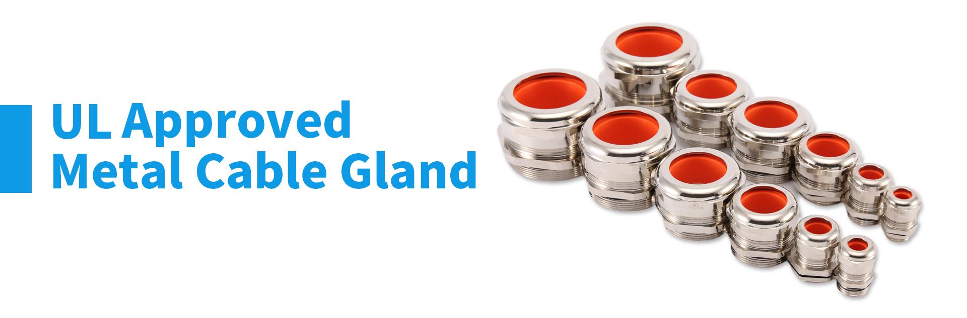 UL Metal Cable Gland