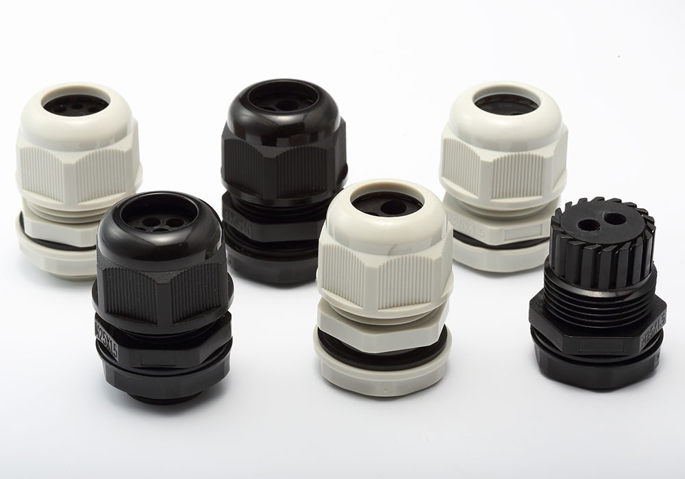 Multi-Holes Nylon Cable Glands