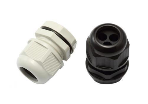 Multi-Holes Nylon Cable Gland 3 Holes