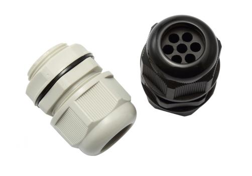 Multi-Holes Nylon Cable Gland 7 Holes
