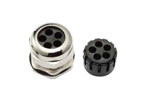 Multi-Hole Cable Gland (5 Holes)