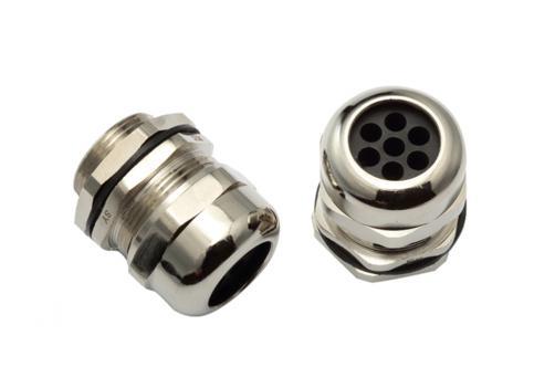 Multi-Hole Cable Gland (7 Holes)