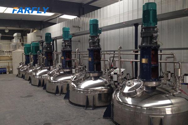 FCT5000 Semi-auto coating production line