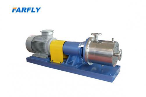 FSW3 Pipeline High-Shear Emulsifier