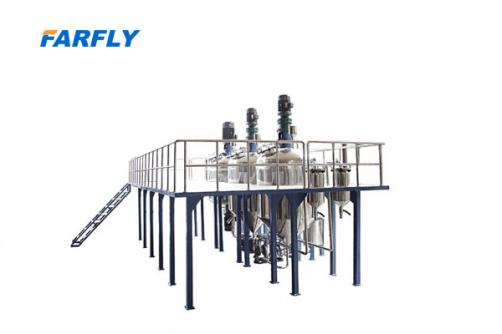 FCT3000 Semi-auto coating production line