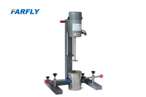 SDF400 Multi-function dispersing machine