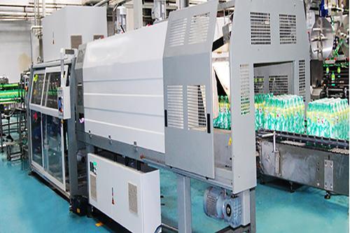 全自动热收缩膜包装机(纯膜)