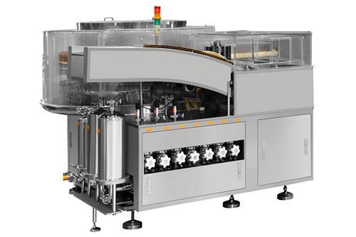 NFQCL-300系列立式超声波洗瓶机