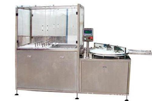 NFJLXP-10型 直线式绞笼洗瓶机