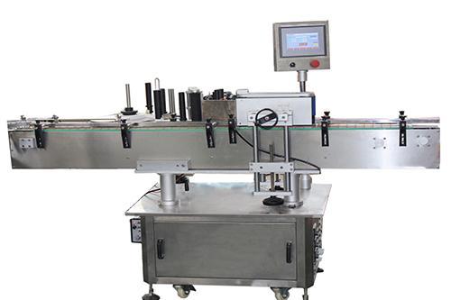 NFLTB-120全自动立式不干胶贴标机