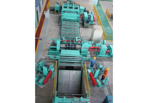 HR 1-8X2000mm Slitting Line