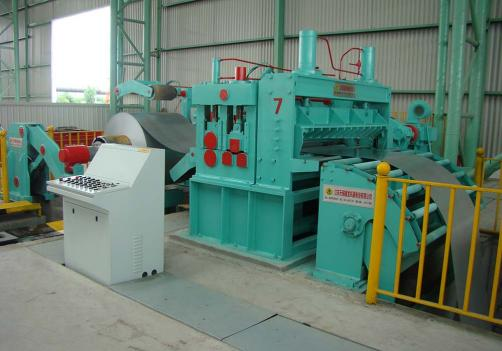 CR GI SS 0.3-3X800-2000mm Slitting Line