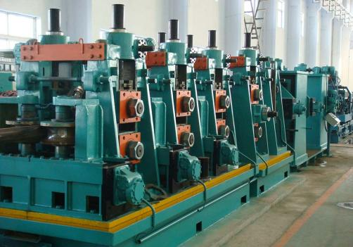 TZG φ325-630 ERW API Welded Tube Mill