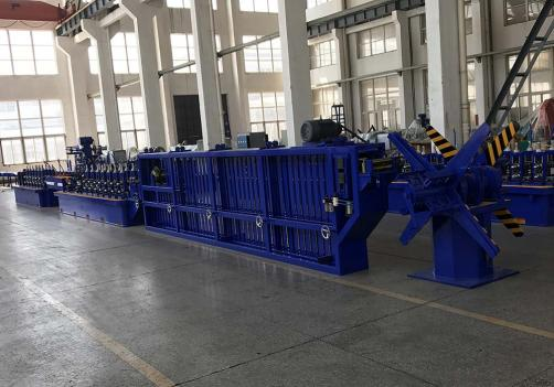 TZG φ7-50 High Precision Welded ERW Tube Mill