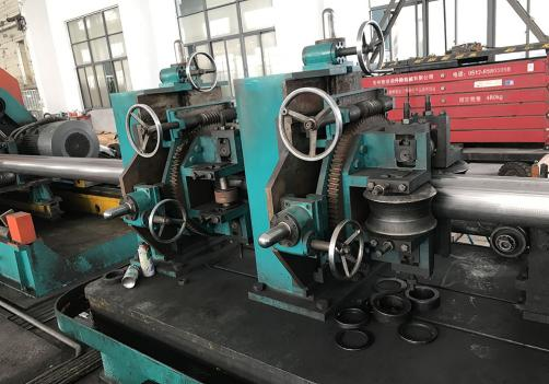 TZG φ40-219 High Precision Welded ERW Tube Mill