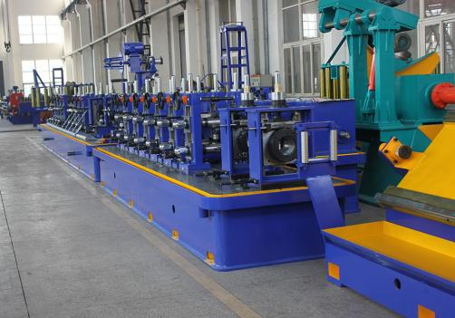 Special Profile ERW Welded Tube Mill