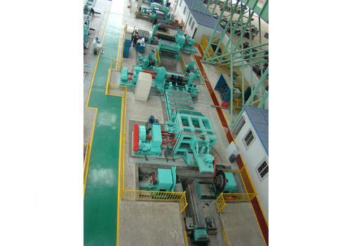 CR GI SS 0.3-3X800-2000mm Slitting Line