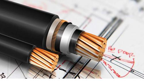 Flexible Fire-Proof Cable For Rated Voltage0.6/1KV