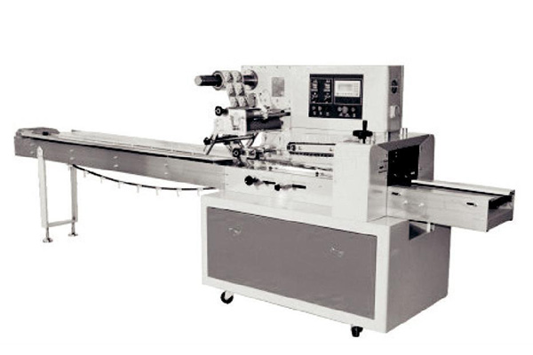 Automatic Horizontal Flow Packing System