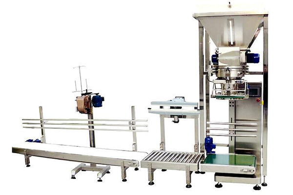 Semi Automatic Weighing Packaging Equipment