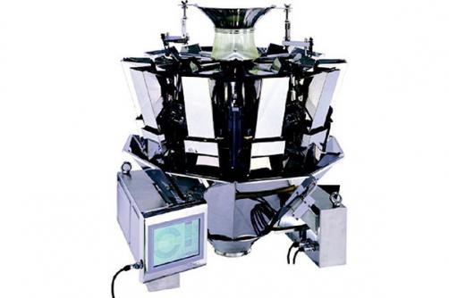 Mulihead weigher system