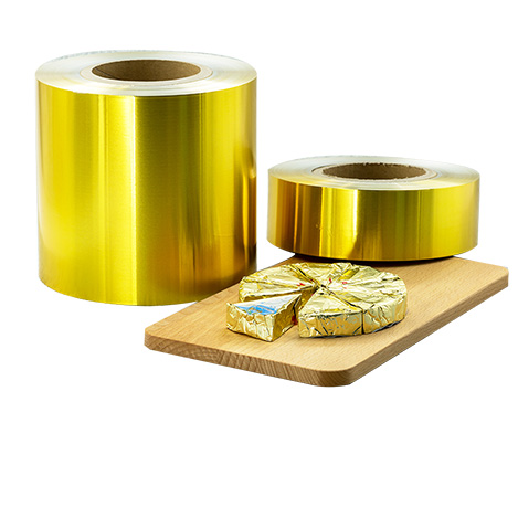 Aluminum foil for Processed Cheese