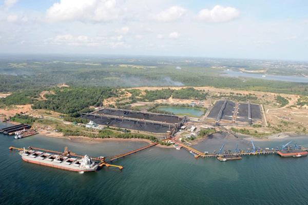 Balikpapan Coal Terminal (BCT)